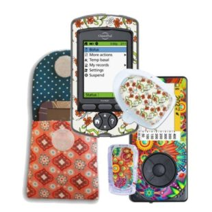 Omnipod Sticker Dexcom Sticker Freestyle Libre Tasche