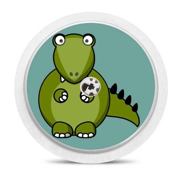 Freestyle Libre Sensorsticker Dino