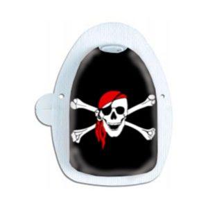 Omnipodsticker Pirat