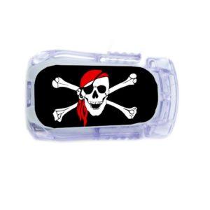 Dexcom Sticker Pirat