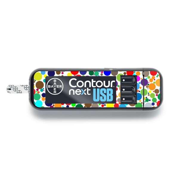 Bayer Contour next Sticker