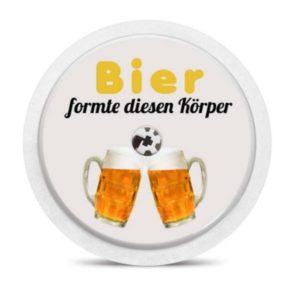 Freestyle Libre Sticker Bier