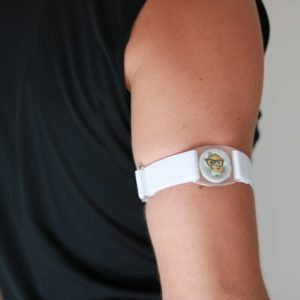 Freestyle Libre Fixierband Weiß