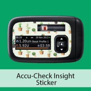 Accu-Check Insight Sticker