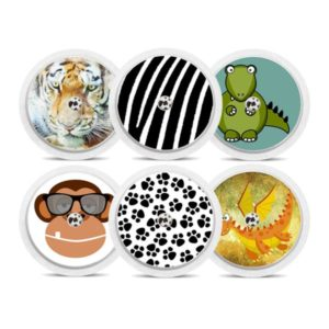 Freestyle Libre Sticker Animals Tiere
