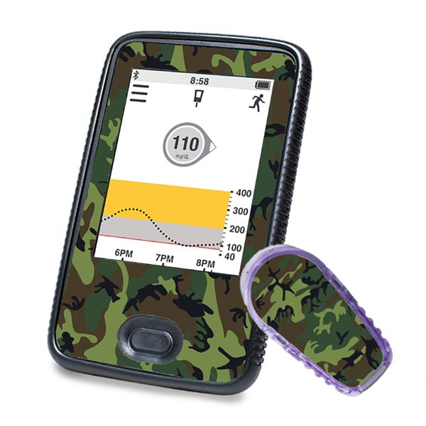 Dexcom Sticker Receiver G6