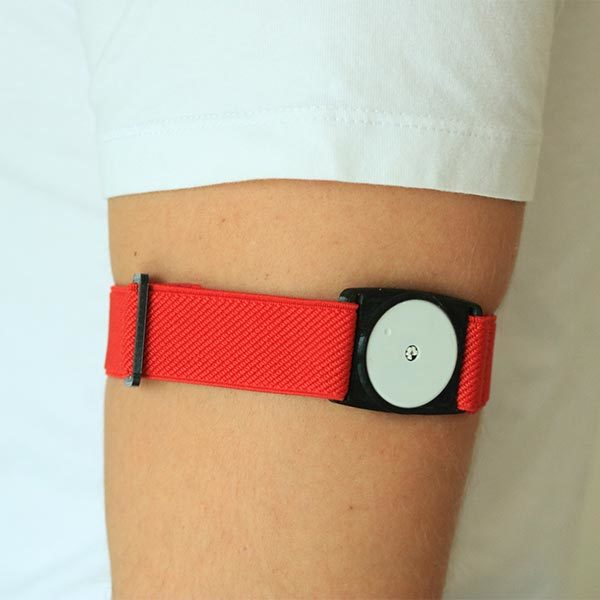 Freestyle Libre Fixierband rot