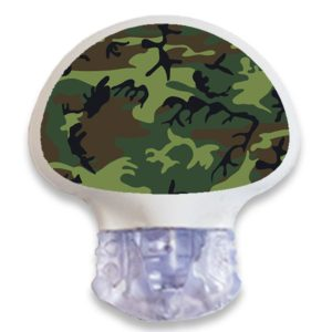Enlite Guardian Sensor Sticker Aufkleber Camouflage Army