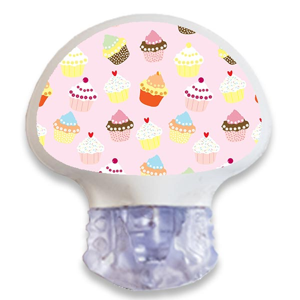 Enlite Guardian Sensor Sticker Aufkleber Cupcakes Törtchen Muffins