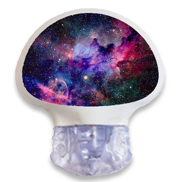 Enlite Guardian Sensor Sticker Aufkleber Galaxy Galaxie Weltall