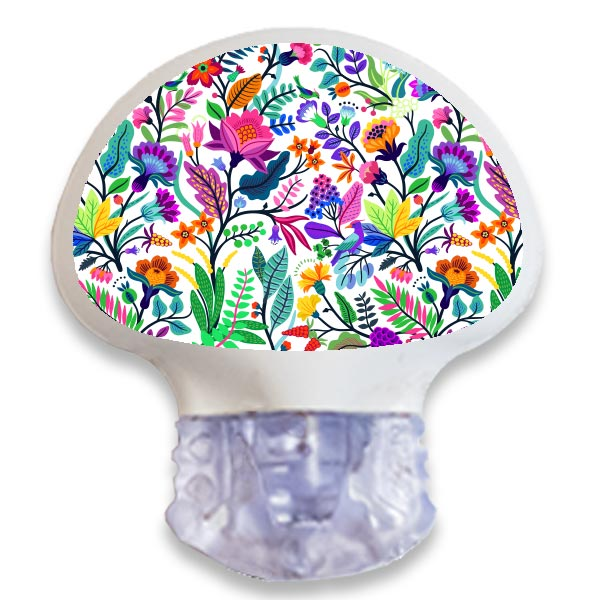 Enlite Guardian Sensor Sticker Aufkleber Happy Flowers