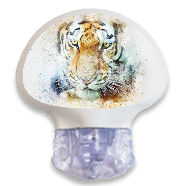 Enlite Guardian Sensor Sticker Aufkleber Tiger Tiere