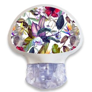 Enlite Guardian Sensor Sticker Aufkleber Wild Flowers