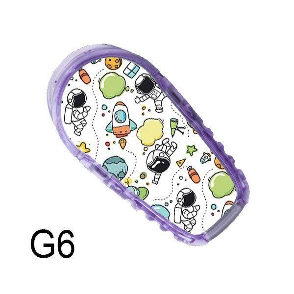 Dexcom Sticker G6 Transmitter Weltraum