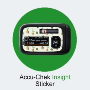Accu-Chek Insight Sticker