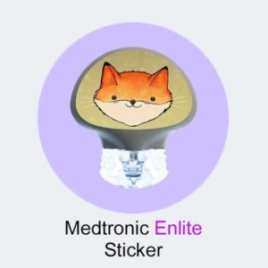 Enlite Sticker