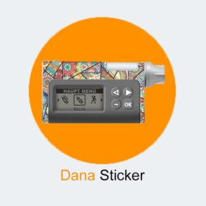 Dana Sticker