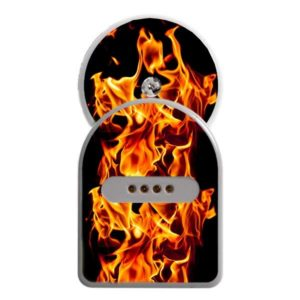MiaoMiao Sticker Flames inklusive Freestyle Libre Sticker