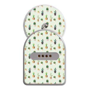 MiaoMiao Sticker Kaktus inklusive Freestyle Libre Sticker