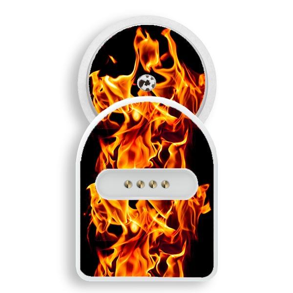 MiaoMiao 1 Sticker Flames Flammen