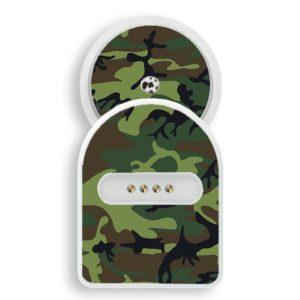 MiaoMiao 1 Sticker Camouflage Army