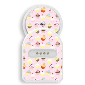 MiaoMiao 1 Sticker Cupcakes Törtchen Muffins
