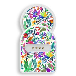 MiaoMiao 1 Sticker Blumen bunt Happy Flowers