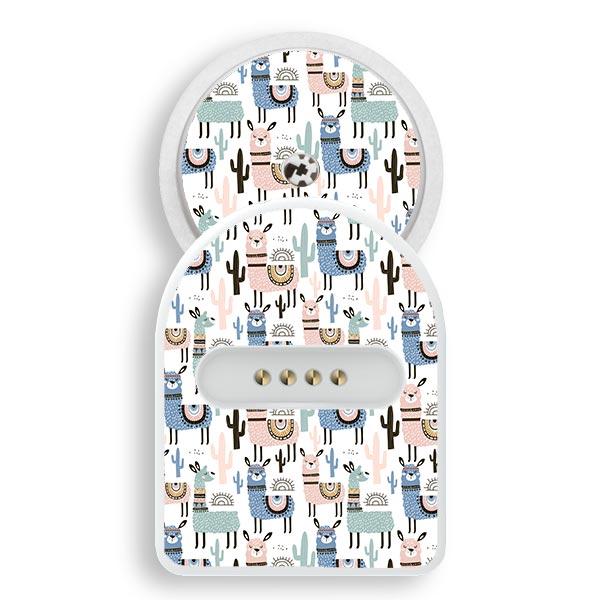 MiaoMiao 1 Sticker Lama