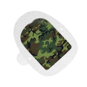 Omnipod Sticker Camouflage