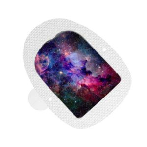 Omnipod Sticker Galaxy