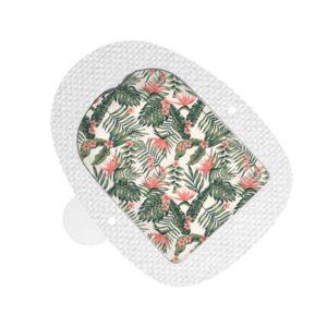 Omnipod Sticker Tropical