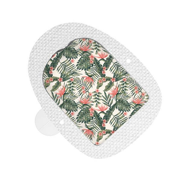 Omnipod Sticker Tropical