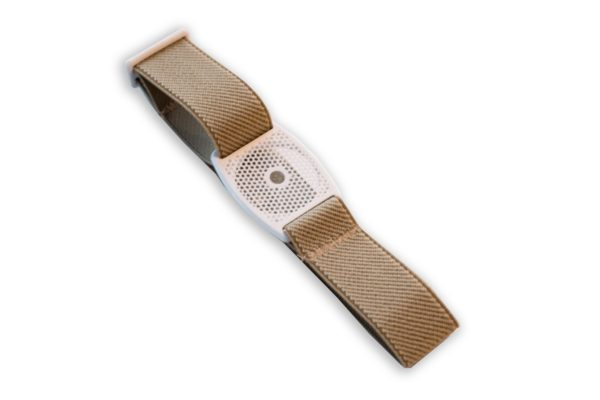 Freestyle Libre Fixierband Gitter Weiß/Beige (Flexibel/Sensitiv)