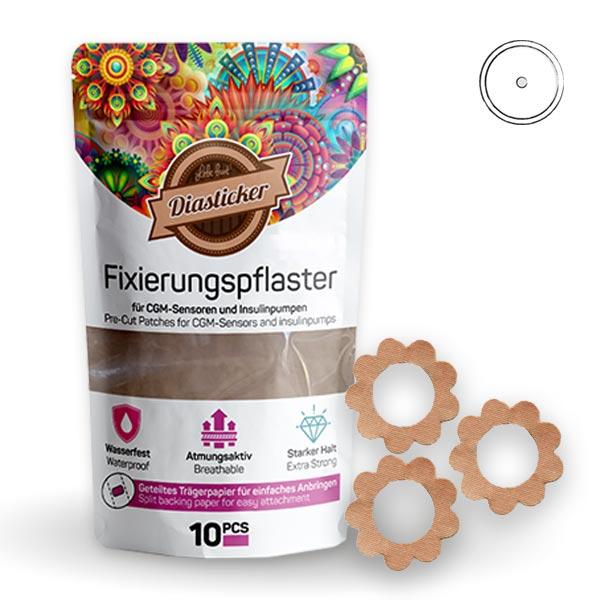 Freestyle Libre Fixierung Haut Blume