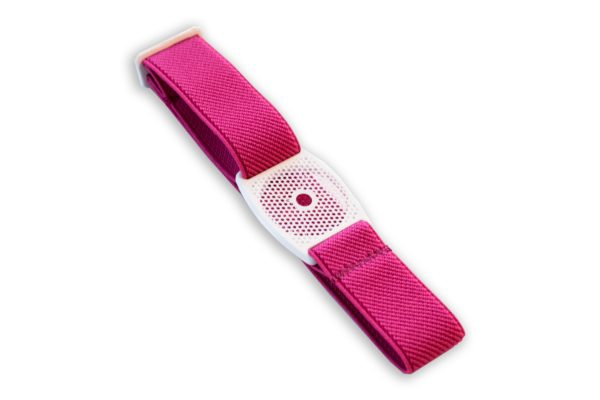 Freestyle Libre Fixierband Gitter Weiß/Pink (Flexibel/Sensitiv)