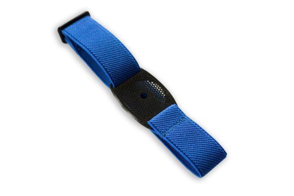 Freestyle Libre Fixierband Gitter Schwarz/Royal-Blau(Flexibel/Sensitiv)