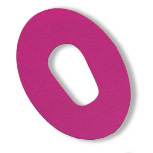 Dexcom G6 Fixierung Pflaster Pink