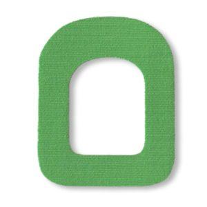 Omnipod Fixierung Pflaster Hellgrün