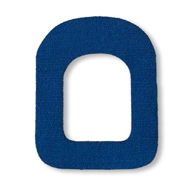 Omnipod Fixierung Pflaster Blau