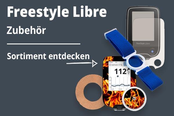 Freestyle Libre Zubehör KAT