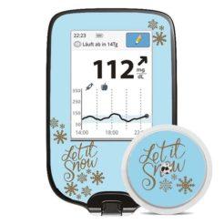 Freestyle Libre Sticker , Messgerätsticker