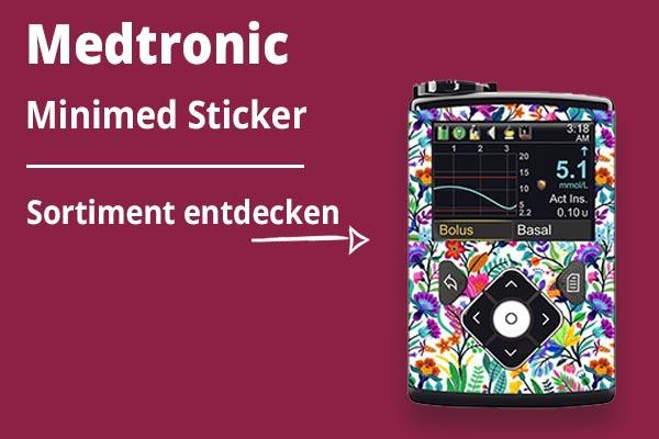 Medtronic Minimedsticker