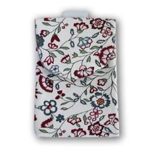 Tasche für Freestyle Libre Lesegerät Blumenranken
