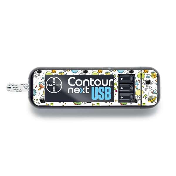 Contour next Blutzuckermessgerät USB