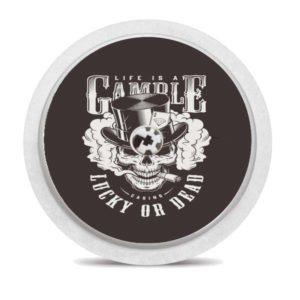 Freestyle Libre Sticker Rockabilly