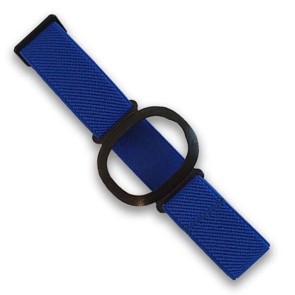 Eversense Fixierband Blau Royalblau