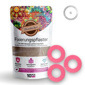 Freestyle Libre Fixierung Pink