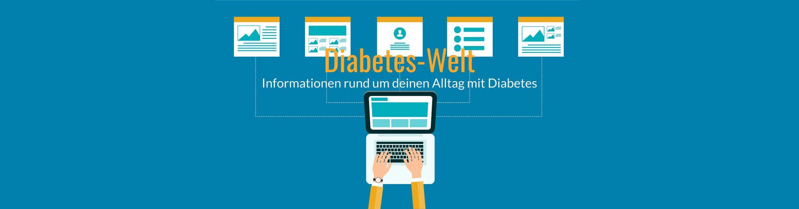 Diabetes-Welt Informationsportal für Diabetiker