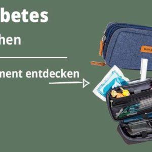 Diabetes-Taschen