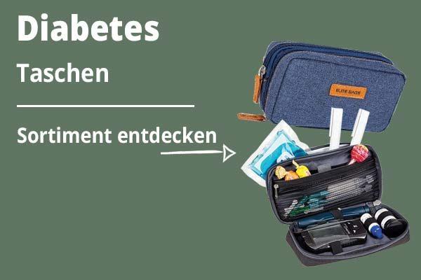 Diabetestaschen Zubehörtaschen für Diabetiker